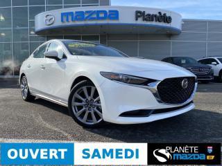 Used 2019 Mazda MAZDA3 GT AUTO TOIT CUIR NAV BOSE APPLE CARPLAY for sale in Mascouche, QC
