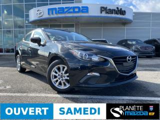Used 2016 Mazda MAZDA3 GS AIR TOIT MAGS CRUISE BLUETOOTH for sale in Mascouche, QC