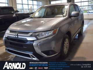 Used 2019 Mitsubishi Outlander ES for sale in Jonquière, QC