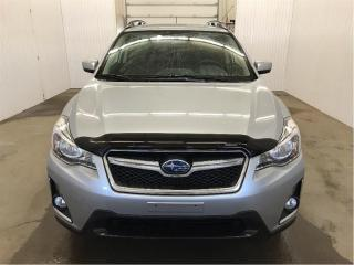 Used 2016 Subaru XV Crosstrek Touring AWD Mags Bluetooth for sale in St-Eustache, QC