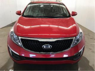 Used 2015 Kia Sportage Lx Mags Bluetooth for sale in St-Eustache, QC