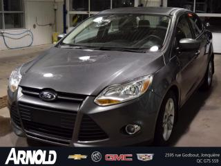 Used 2012 Ford Focus Berline SE 4 portes for sale in Jonquière, QC