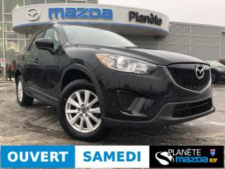 Used 2014 Mazda CX-5 GX AIR MAGS CLIMATISEUR LONGERONS 20L for sale in Mascouche, QC