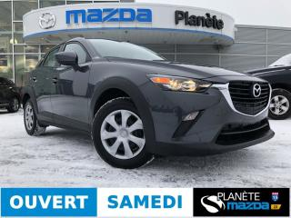 Used 2017 Mazda CX-3 GX AUTO AIR CRUISE BLUETOOTH USB for sale in Mascouche, QC