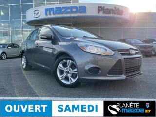 Used 2013 Ford Focus SE AIR MAGS CRUISE GR. ÉLECTRIQUE for sale in Mascouche, QC