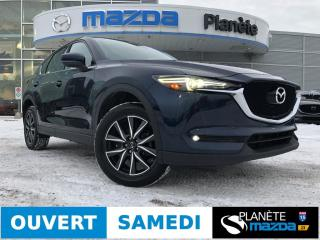 Used 2017 Mazda CX-5 GT AWD TOIT CUIR NAV MAGS BOSE for sale in Mascouche, QC