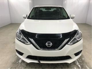 Used 2016 Nissan Sentra SV Toit Ouvrant MAGS Bluetooth *Bas Kilométrage* for sale in St-Eustache, QC