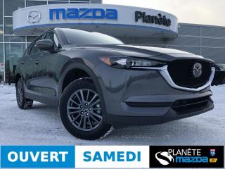 Used 2019 Mazda CX-5 AWD GS CRUISE MAGS SIMILI CUIR for sale in Mascouche, QC