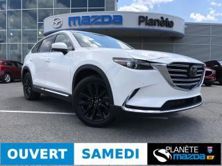 Used 2019 Mazda CX-9 AWD GT CUIR NAV BOSE TOIT CARPLAY for sale in Mascouche, QC