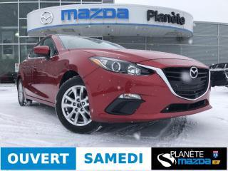 Used 2015 Mazda MAZDA3 GS-SKY AUTO AIR CRUISE BLUETOOTH for sale in Mascouche, QC