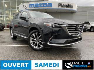 Used 2018 Mazda CX-9 GT AWD CUIR BOSE NAV TOIT MAGS for sale in Mascouche, QC
