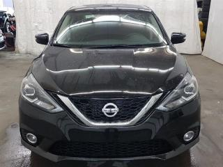 Used 2017 Nissan Sentra SR Turbo MAGS *Bas Kilométrage* for sale in St-Eustache, QC