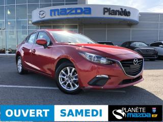 Used 2015 Mazda MAZDA3 GS AUTO AIR MAGS NAV CRUISE BLUETOOTH for sale in Mascouche, QC