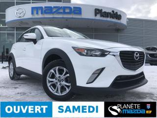Used 2016 Mazda CX-3 2WD GS AUTO AIR MAGS CRUISE BLUETOOTH for sale in Mascouche, QC