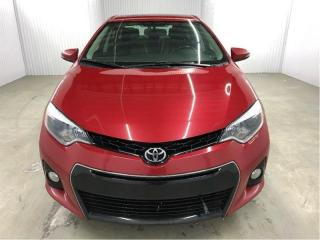 Used 2014 Toyota Corolla S Cuir Toit Ouvrant MAGS for sale in St-Eustache, QC
