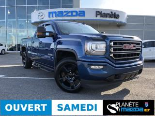 Used 2017 GMC Sierra 1500 4WD Double Cab ELEVATION 4X4 5.3L HITCH MAGS AIR for sale in Mascouche, QC