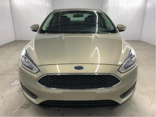 Used 2016 Ford Focus Se Mags Bluetooth for sale in St-Eustache, QC