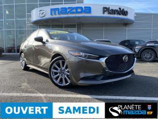 Used 2019 Mazda MAZDA3 GT AUTO TOIT MAGS BOSE APPLE CARPLAY for sale in Mascouche, QC