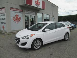 Used 2016 Hyundai Elantra GT GT/GRP ELEC/A/C/JANTE for sale in St-Eustache, QC