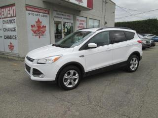Used 2014 Ford Escape AWD,SE,A/C,GRP ELEC, MAGS, FAUT VOIR for sale in St-Eustache, QC