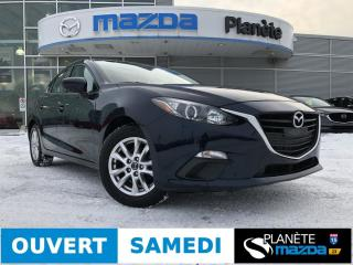 Used 2015 Mazda MAZDA3 GS AIR MAGS CRUISE BLUETOOTH for sale in Mascouche, QC