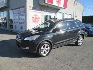 Used 2013 Ford Escape SE, GPS, A/C,GRP ELEC,JANTES, TOIT for sale in St-Eustache, QC