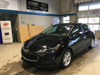 Used 2018 Chevrolet Cruze LT TOIT for sale in Nicolet, QC