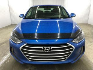 Used 2017 Hyundai Elantra GLS Toit Ouvrant Mags Bluetooth for sale in St-Eustache, QC