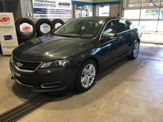Used 2015 Chevrolet Impala LS for sale in Nicolet, QC