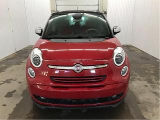 Used 2014 Fiat 500 L Sport GPS Audio BEATS Toit Ouvrant MAGS Bluetooth for sale in St-Eustache, QC