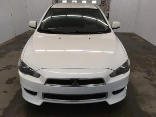 Used 2014 Mitsubishi Lancer Sportback SE A/C MAGS for sale in St-Eustache, QC