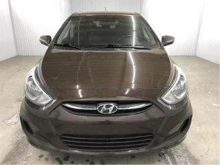 Used 2015 Hyundai Accent GL Hatchback A/C Bluetooth for sale in St-Eustache, QC