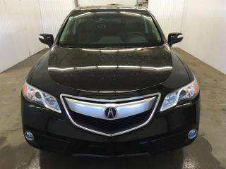 Used 2015 Acura RDX Tech AWD GPS Cuir Toit ouvrant Mags for sale in St-Eustache, QC