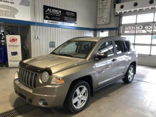 Used 2008 Jeep Compass Sport for sale in Nicolet, QC