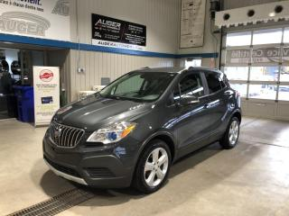 Used 2016 Buick Encore CX for sale in Nicolet, QC