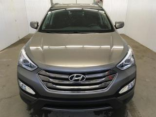 Used 2014 Hyundai Santa Fe Sport Premium AWD MAGS Volant chauffant Bluetooth for sale in St-Eustache, QC