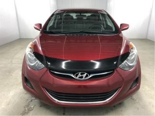 Used 2013 Hyundai Elantra L A/C for sale in St-Eustache, QC