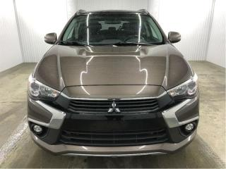 Used 2016 Mitsubishi RVR GT AWD Cuir Toit Panoramique for sale in St-Eustache, QC