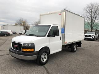Used 2018 GMC Savana CUBE 12 PIED SIMPLE ROUE for sale in Nicolet, QC