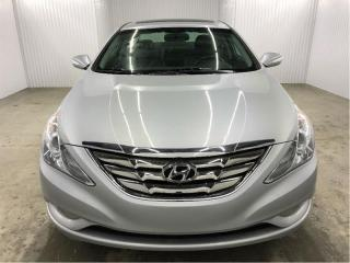Used 2011 Hyundai Sonata Limited Cuir Toit Ouvrant MAGS for sale in St-Eustache, QC