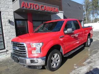 Used 2015 Ford F-150 XTR, SUPER CAB, 4X4, BTE 6.5, CAM RECUL, A1 for sale in St-Eustache, QC