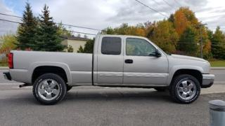 Used 2006 Chevrolet Silverado 1500 Z71 - cuir mags chrome 20 po for sale in Beauport, QC