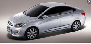 Used 2012 Hyundai Accent for sale in Beauport, QC