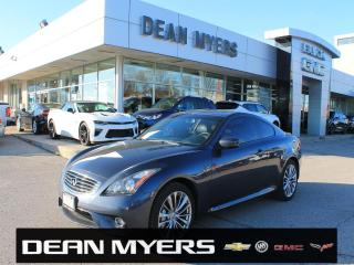 Used 2012 Infiniti G37 XS for sale in North York, ON