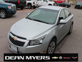 Used 2012 Chevrolet Cruze LT for sale in North York, ON