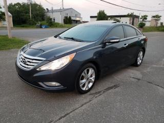 Used 2011 Hyundai Sonata Limited * cuir * toit for sale in Beauport, QC