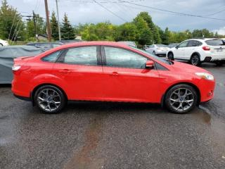 Used 2013 Ford Focus SE SPORT for sale in Beauport, QC
