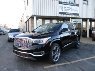 Used 2019 GMC Acadia Denali for sale in Oakville, ON