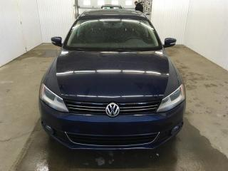 Used 2014 Volkswagen Jetta TDI Highline Cuir Toit Ouvrant MAGS for sale in St-Eustache, QC