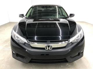 Used 2016 Honda Civic EX-T Turbo Toit Ouvrant MAGS Bluetooth for sale in St-Eustache, QC